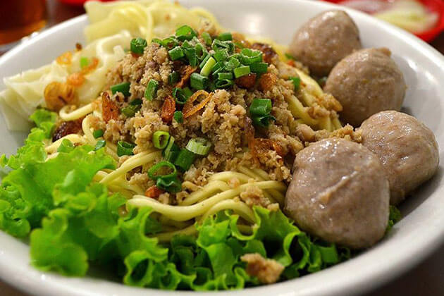 Bakso - Indonesia traditional food