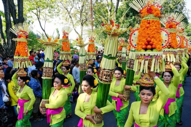 Bali Art Festival - an enchanting celebration of indonesia