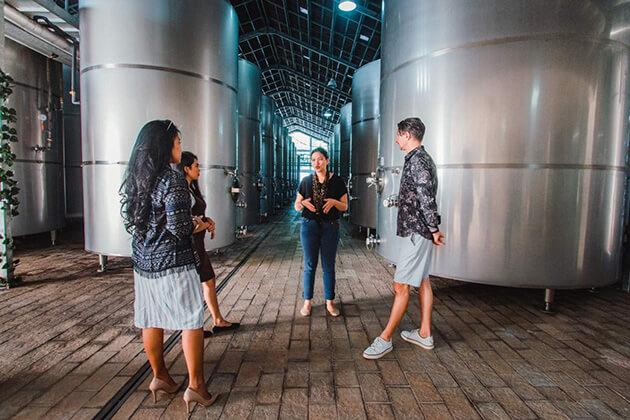 Bali wine tour in indonesia luxury tour