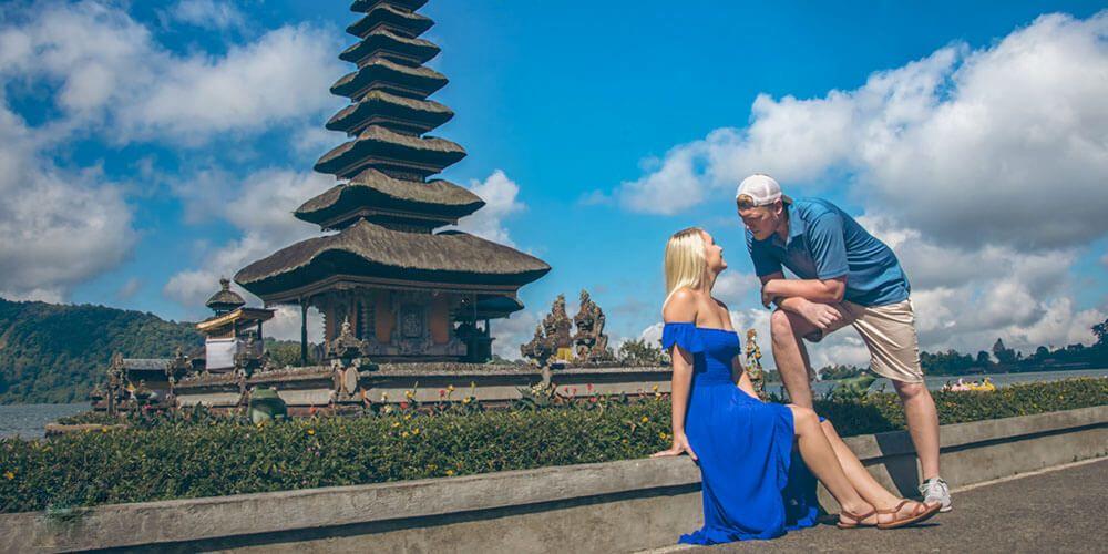 Best Bali Indonesia honeymoon packages
