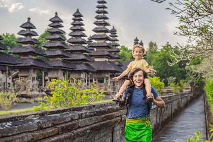 Best of Indonesia Bali Family vacation