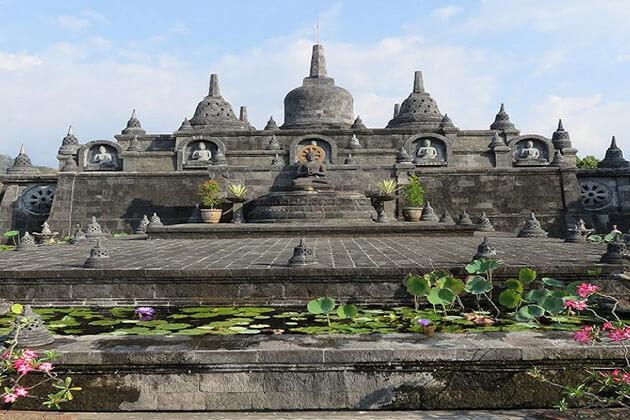 Brahma Vihara Arama in indonesia adventure trip