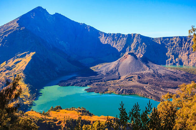 Climb Mount Rinjani - thing to do in Lombok