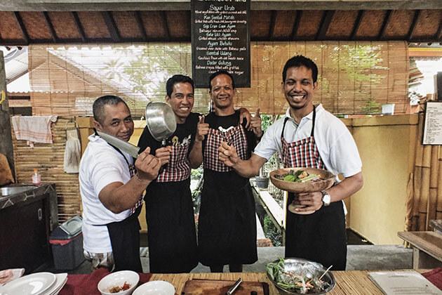 Cooking Class in Bumbu Bali