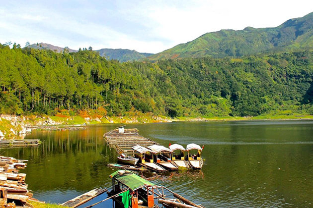 Dieng Plateau - mesmerizing spot for indonesia tour package