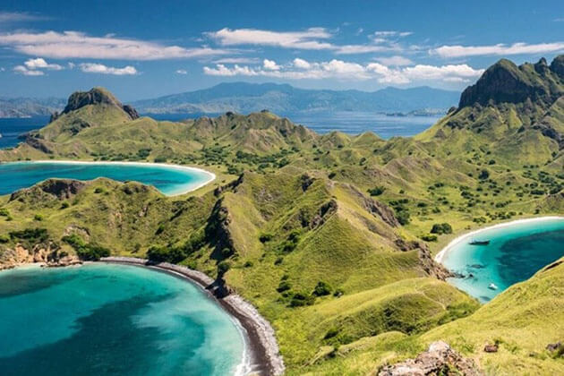 Flores Island - one of the most popular destinations in Indonesia