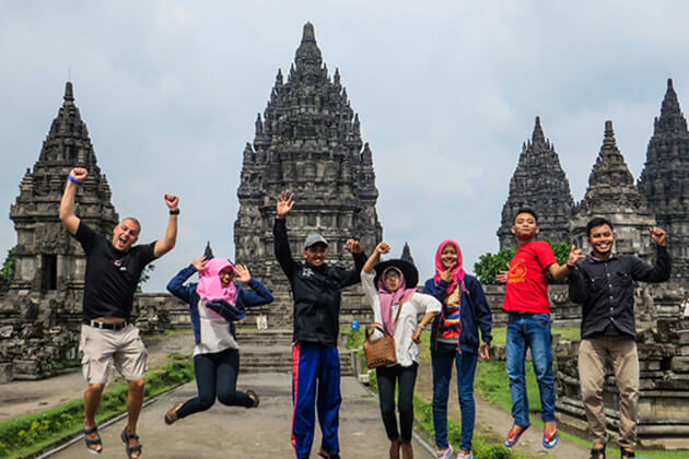 Go Indonesia tour company help you to taste the real Indonesia