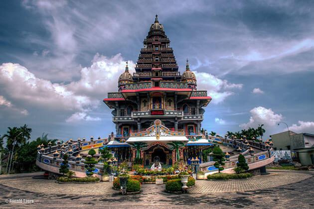 Graha Maria Annai Velangkanni - attraction for sumatra tours