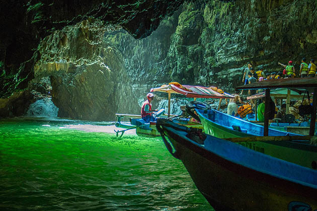 Green Canyon - great attraction for jarkarta tour