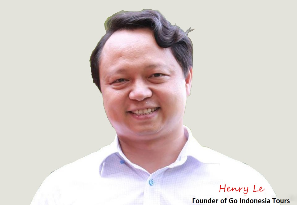 Henry Le - Go Indonesia Tours founder