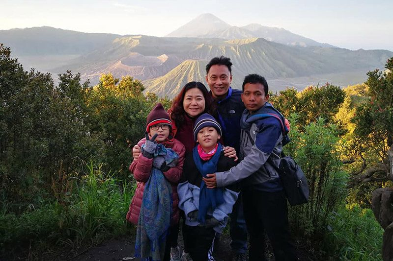 Indonesia Family Trip