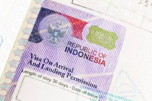 Indonesia visa - how to obtain an Indonesisa visa
