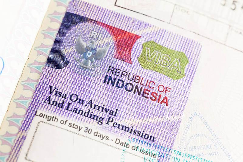 Indonesia visa - how to obtain an Indonesisa visa