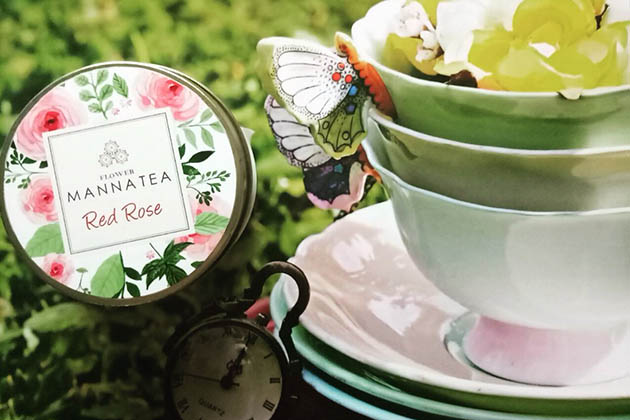 Indonesian rose tea - a good thing to buy in Indonesia