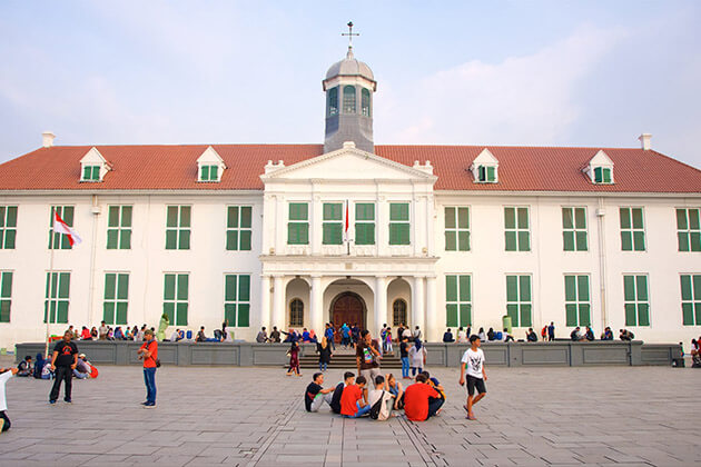 Jakarta Historical Museum - attraction for jakarta city tour
