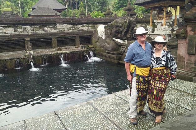 Jo Ann in Bali
