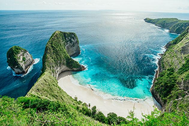 Kelingking Nusa Penida - Indonesia best thing to see