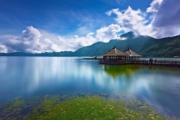 Lake Batur - great destination for bali vacation