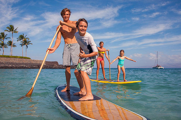 Lombok is the best choice to relax on your Indonesia family tour