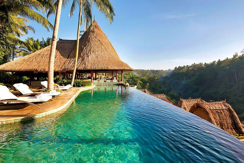 Luxury accommodation for Indonesia vacation packages