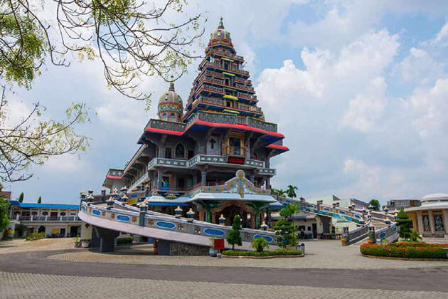Medan - best sumatra attraction known as culinary capital of the country