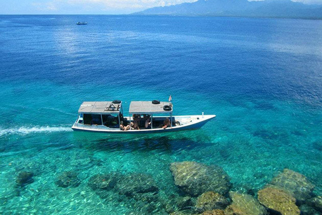 Menjangan Island - attraction for bali tour packages