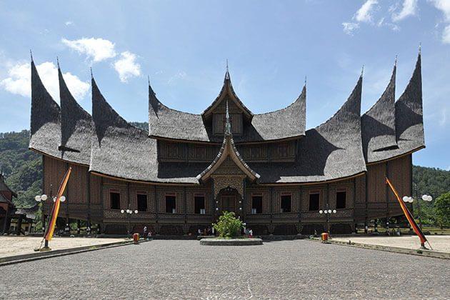 Minangkabau Royal Palace