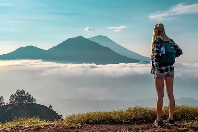 Mount Batur - top Bali attraction