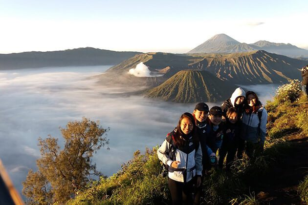 Mount Bromo - beautiful site in indonesia tour packagesMount Bromo - beautiful site in indonesia tour packages