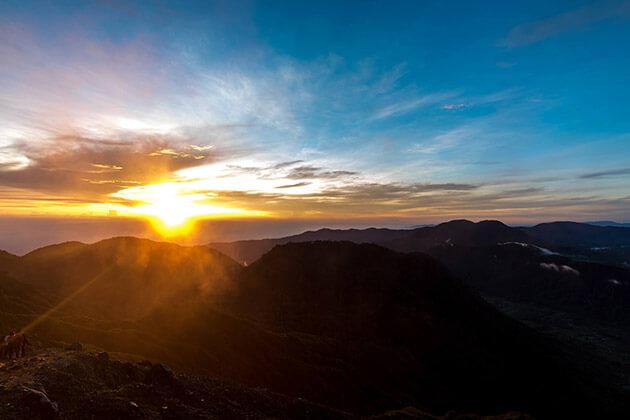 Mount Sibayak Climbing - adventurous activity to do in Sumatra