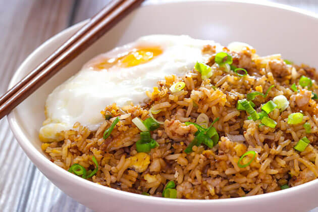 Nasi Goreng - most famous indonesia traditional food
