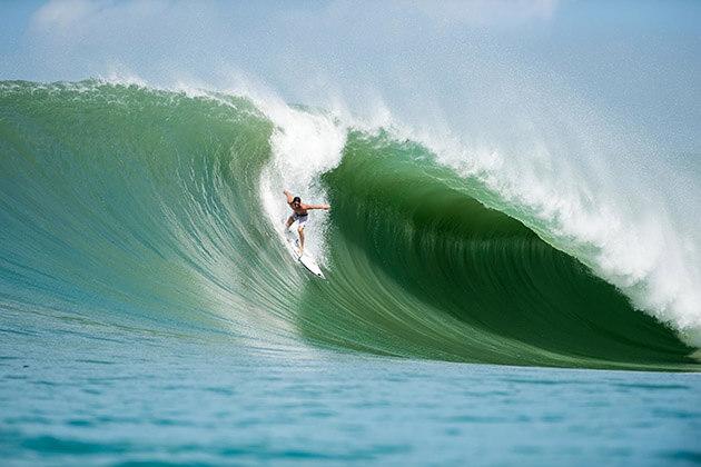 Nias - the best surfing spot in Sumatra