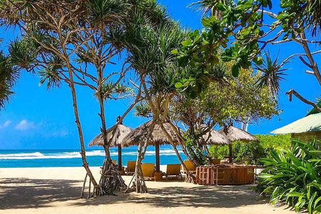 Nusa Dua Beach - beguiling Bali honeymoon destination