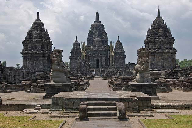 Prambanan Temple - a great world heritage site of Indonesia