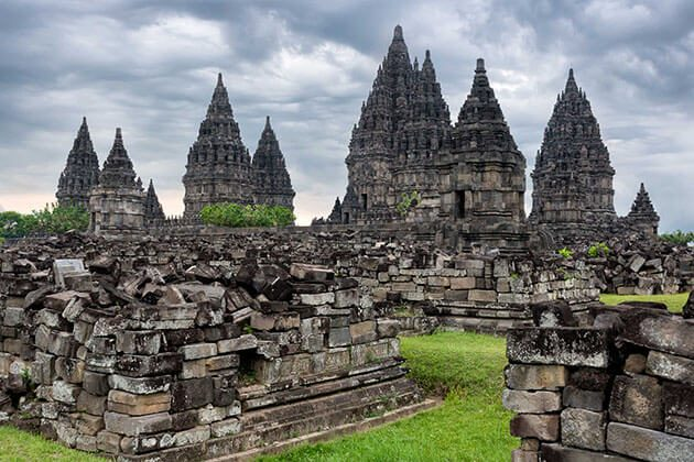 Prambanan Temple - must-see spot for indonesia luxury tour packages