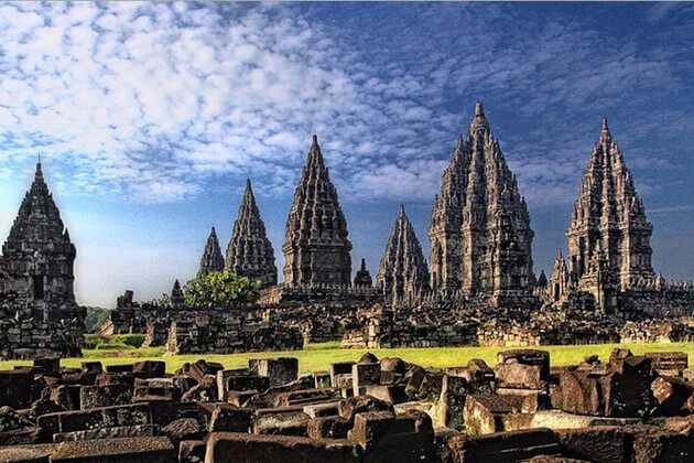 Prambanan temple - best attraction for indonesia trip