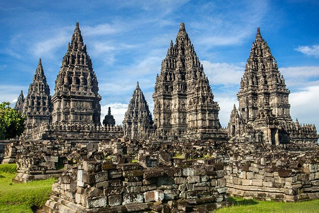 Prambanan temple - great attraction for Indonesia adventure tour