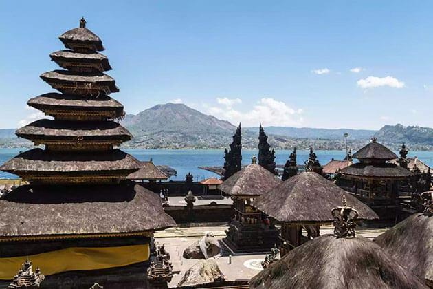 Pura Puncak Penulisan - the highest temple in Bali