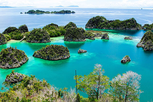Raja Ampat Islands - a stunning tourist attraction in Indonesia