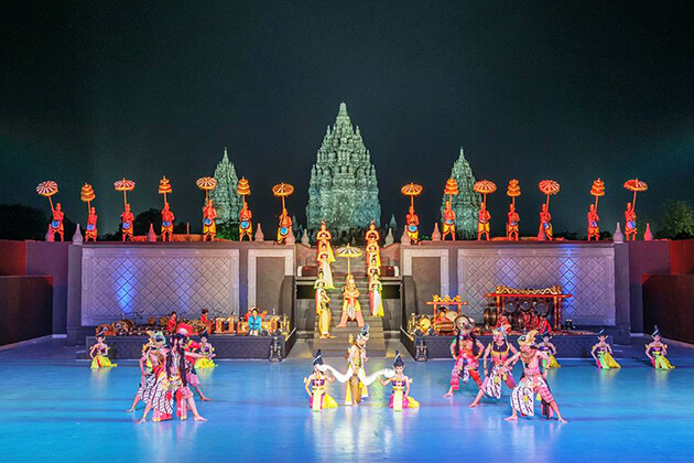 Ramayana Ballet - highlight of Indonesia tour package
