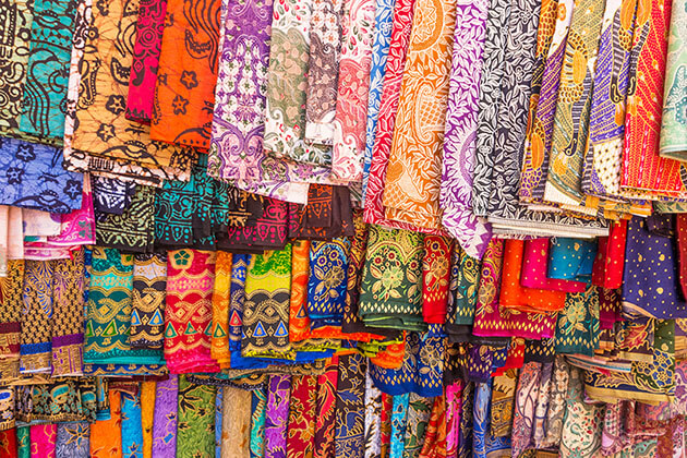 Sarong - great bali souvenir gift