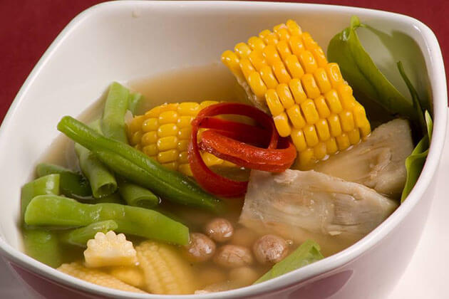 Sayur asem - good indonesia food to try