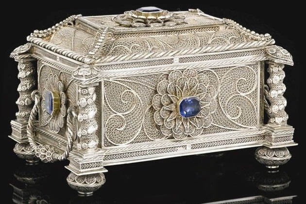 Silver Items - great indonesian souvenirs