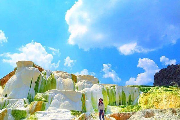 Sipoholon Hot springs