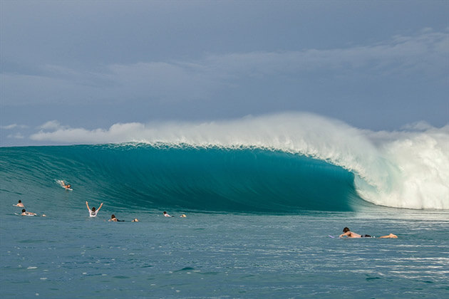 Surfing On The Island Of Mentawai - mesmerizing thing to do when traveling to sumatra