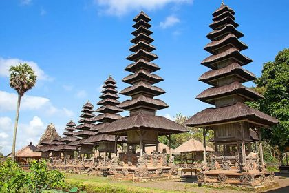 Taman Ayun Temple - attraction for indonesia tour