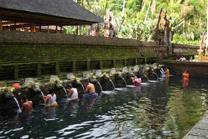 Tampaksiring Temple - the sacred water temple in bali
