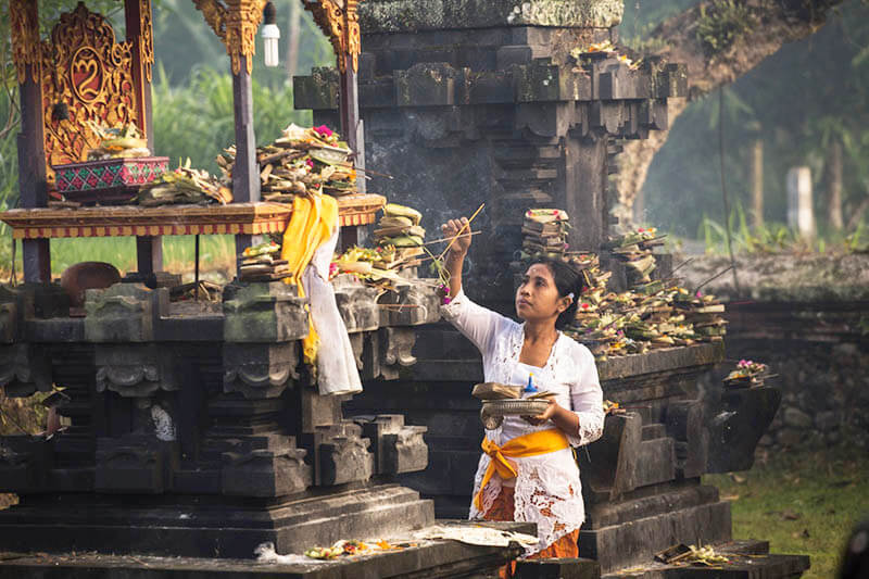 Top 5 major religions in Indonesia