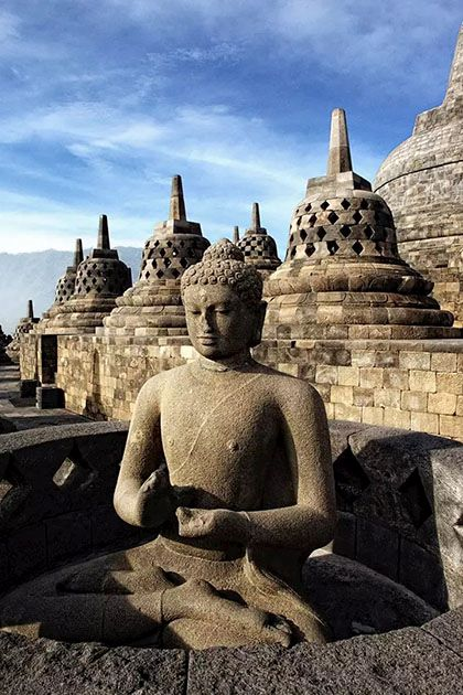 Tour Indonesia to explore Ancient Temples and Spiritual Sites