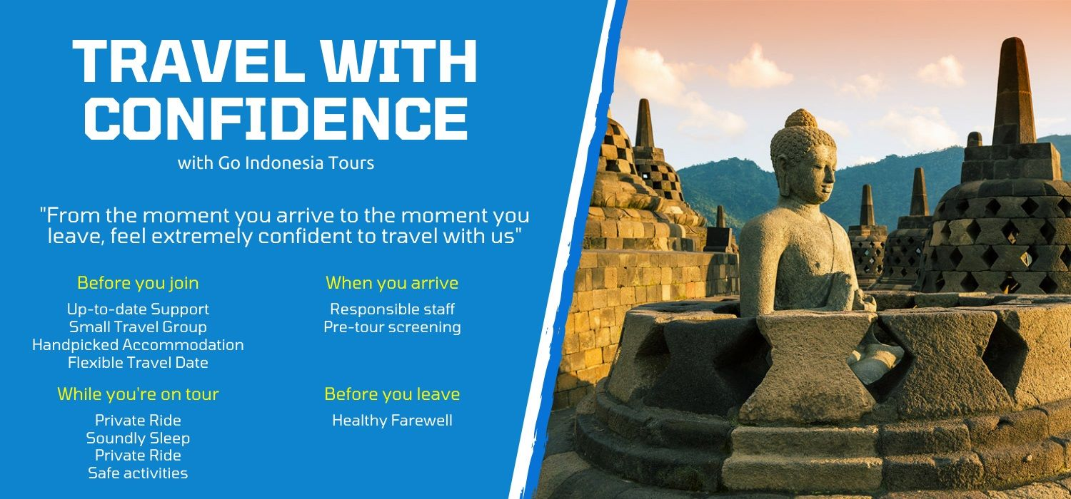 Travel indonesia tour packages with extreme Confidence